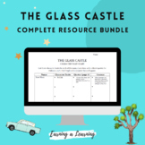 The Glass Castle Book and Film Full Unit Bundle