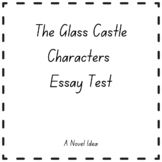 The Glass Castle Characters Essay Test