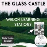 The Glass Castle Engaging Activity: Welcome to Welch Interactive Stations