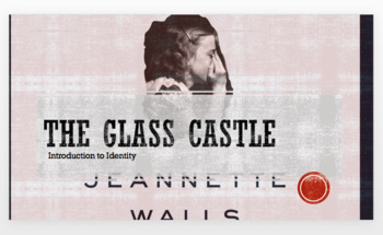 The Glass Castle - Lesson Plan on Identity