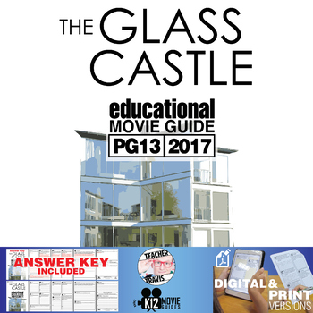 The Glass Castle Movie Guide | Questions | Worksheet (PG13 - 2017)