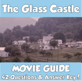 The Glass Castle Movie Guide (2017)  *42 Question & Answer Key!*