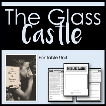 The Glass Castle - Printable Unit