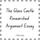 The Glass Castle Researched Argument Essay