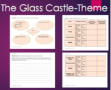 The Glass Castle - Theme Graphic Organizer and Writing Assignment