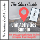 The Glass Castle Unit Bundle: Engaging Activities