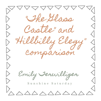 The Glass Castle and Hillbilly Elegy Comparison