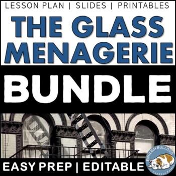 The Glass Menagerie  Activity Mini Bundle