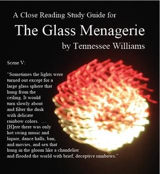 The Glass Menagerie Quizzes, 3 Quizzes, 12 Items Each, Answer Key