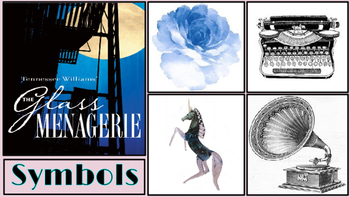The Glass Menagerie Symbolism Presentation and Lecture Guide