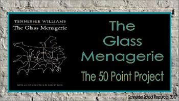 The Glass Menagerie: The 50 Point Project