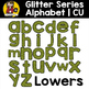 The Glitter Series | Green Alpha