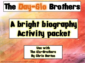 The Glo-Brothers Biography Study
