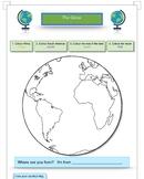 K Geography - The Globe