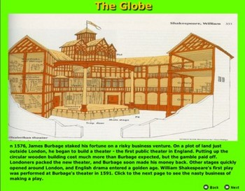 The Globe Theater in Google Maps - Bill Burton