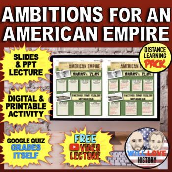 The Goals of American Imperialism Bundle