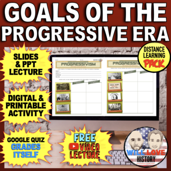 The Goals of the Progressive Movement Bundle