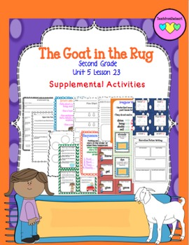 The Goat In The Rug ( Journeys Second Grade Unit 5 Lesson 23)