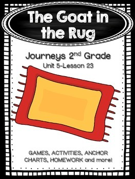 The Goat in the Rug Journeys 2nd Grade (Unit 5 Lesson 23)