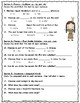 The Goat in the Rug ~ Language Arts Test ~ 2nd Grade