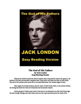 The God of His Fathers Mp3 and Easy Reading Text