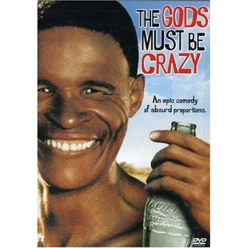 """""""The Gods Must Be Crazy"""" Film Questions / Article Activity"""