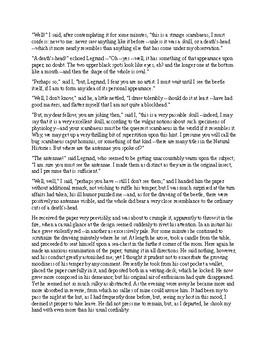 The Gold Bug - Edgar Allan Poe Short Story