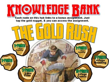 The Gold Rush Digital Knowledge Bank
