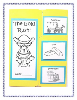 The Gold Rush Experience Lapbook