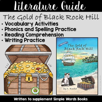 The Gold of Black Rock Hill Literature Guide: Decodable Chapter Book