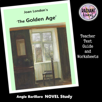 The Golden Age Teacher Text Guide & Worksheets - Joan London VCE ENGLISH Radiant