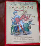 The Golden Books Family Treasury of Poetry