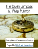 The Golden Compass Philip Pullman Reading Guide Comprehens