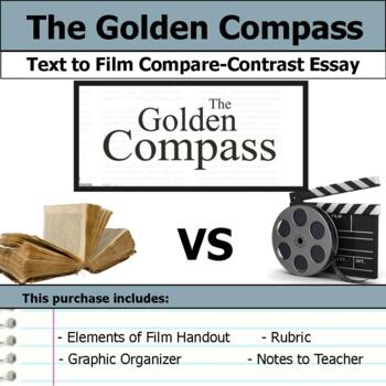 The Golden Compass - Text to Film Essay