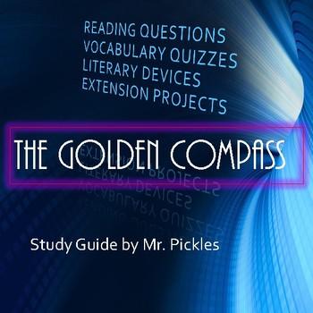 the golden compass lesson plans study guide and reading questions rh teacherspayteachers com summertime saga golden compass guide golden compass parents guide