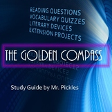 The Golden Compass lesson plans, study guide and reading questions