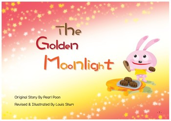 Picture Book: The Golden Moonlight