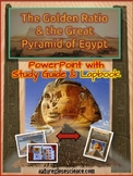 The Golden Ratio & the Great Pyramid Unit Study