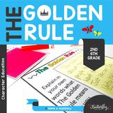 The Golden Rule Task Card Set