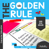 The Golden Rule Task Card Set | Do Unto Otters Book Companion