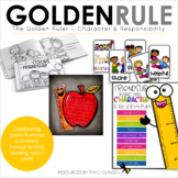 The Golden Rule - Back to School Activities & Craft - The