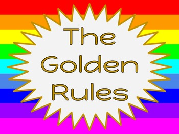 The Golden Rules for Kids