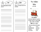 The Golden Spike Trifold - Imagine It 4th Grade Unit 5 Week 1