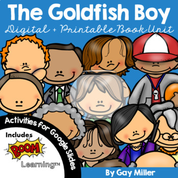 The Goldfish Boy [Lisa Thompson] Book Unit