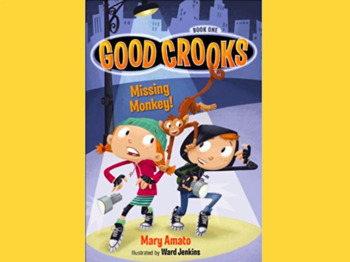 The Good Crooks: Missing Monkey Comprehension Chapter Questions