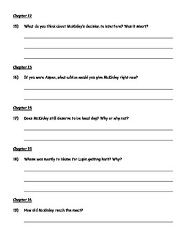 The Good Dog - Guided Reading Packet