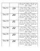 The Good Earth Reading Schedule / Unit Plan (Editable)