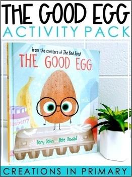The Good Egg Activities