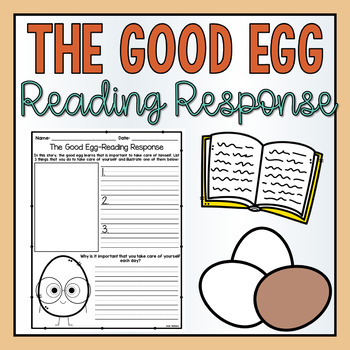 The Good Egg Reading Response