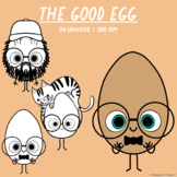 The Good Egg Story Clipart